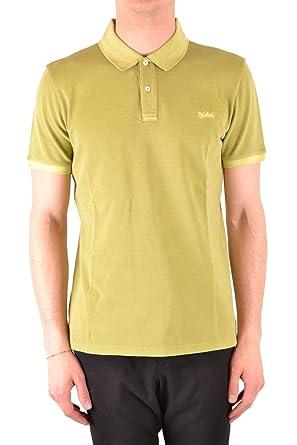 WOOLRICH Luxury Fashion Hombre WOPOL0526UT14836501 Verde Polo ...