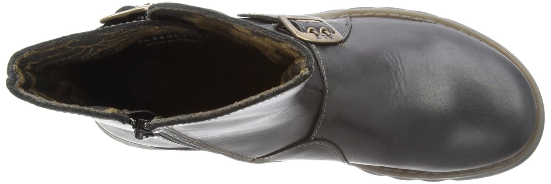 Fly London Damen Seti Halbschaft Stiefel Stiefel Halbschaft Schwarz (schwarz 007) a4426f