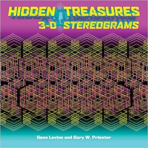 Hidden Treasures: 3-D Stereograms
