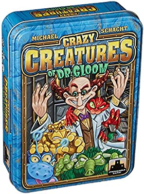 Crazy Creatures of Dr. Gloom: Amazon.es: Juguetes y juegos