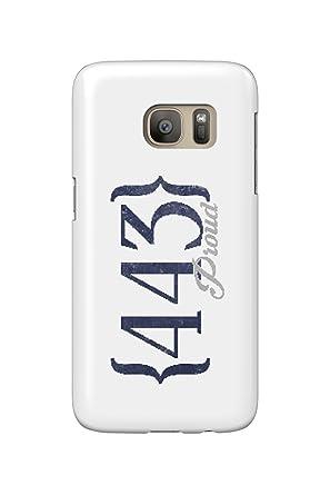 Amazoncom Baltimore Maryland Area Code Blue Galaxy S - 443 area code