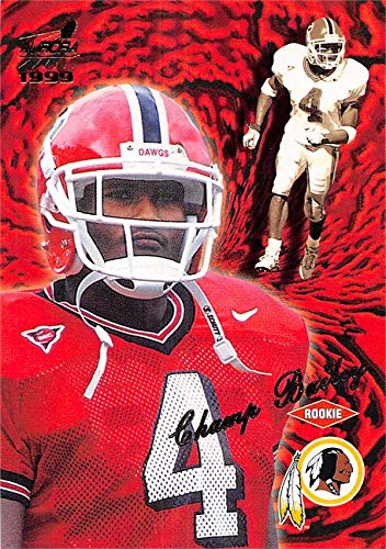 Champ Bailey football card (Georgia Bulldogs) 1993 Pacific Aurora Rookie #147