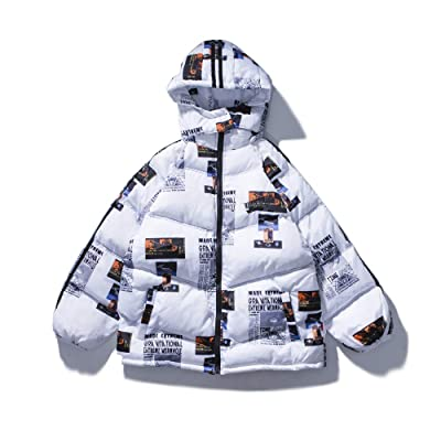 Aelfric Eden Women's Winter Down Jackets Long Down Coats Warm Parka with Hood,Unisex-Adult (Most Wished &Gift Ideas): Clothing