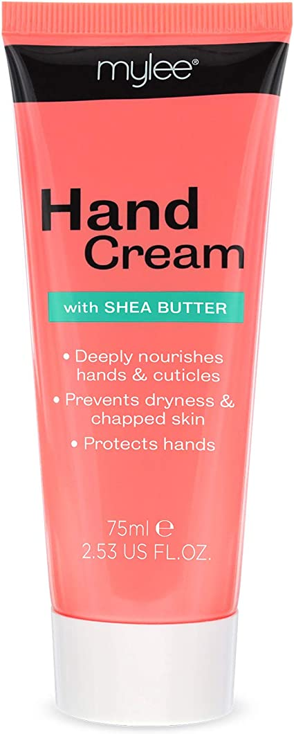 Shea Butter, Sweet Almond & Argan Oil Nourishing Hand Cream