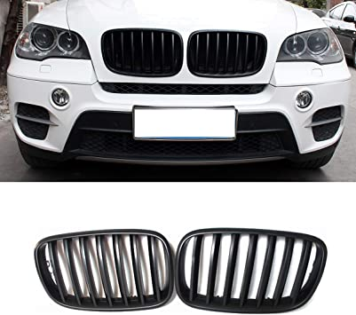 Carbon Fiber For NISSAN 2012-2015 R35 GTR OE Style Front Grille Grill Cover Protector