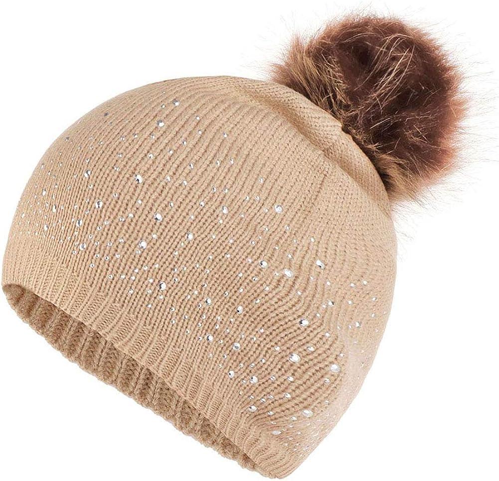 Winter Warm Hats Women...