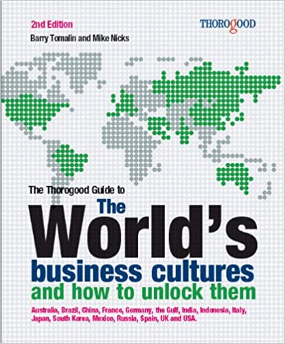 The World's Business Cultures: And How to Unlock Them: Barry