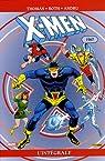 X-Men l'Intégrale : 1967 par Thomas