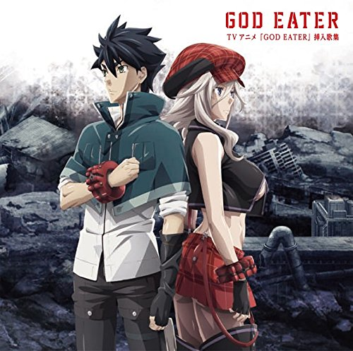 Ghost Oracle Drive - God Eater (Anime) Insert Songs [Japan CD] LACA-15559 (Shop Oracle)