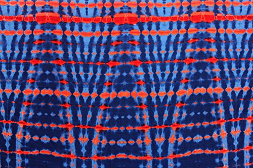La Leela Sarong Geschenke Abstrakt Tie Dye Wrap Badeanzug Pareo ...