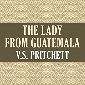 The Lady from Guatemala Audiobook
