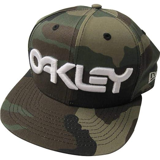 7c695a95e9970 ... shopping oakley mens mark ii novelty snapback adjustable hatsone  sizecore camo e1491 d18b9