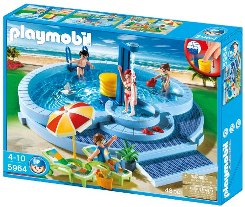 Playmobil Pool Buy Online In Ksa Toy Products In Saudi Arabia See Prices Reviews And Free