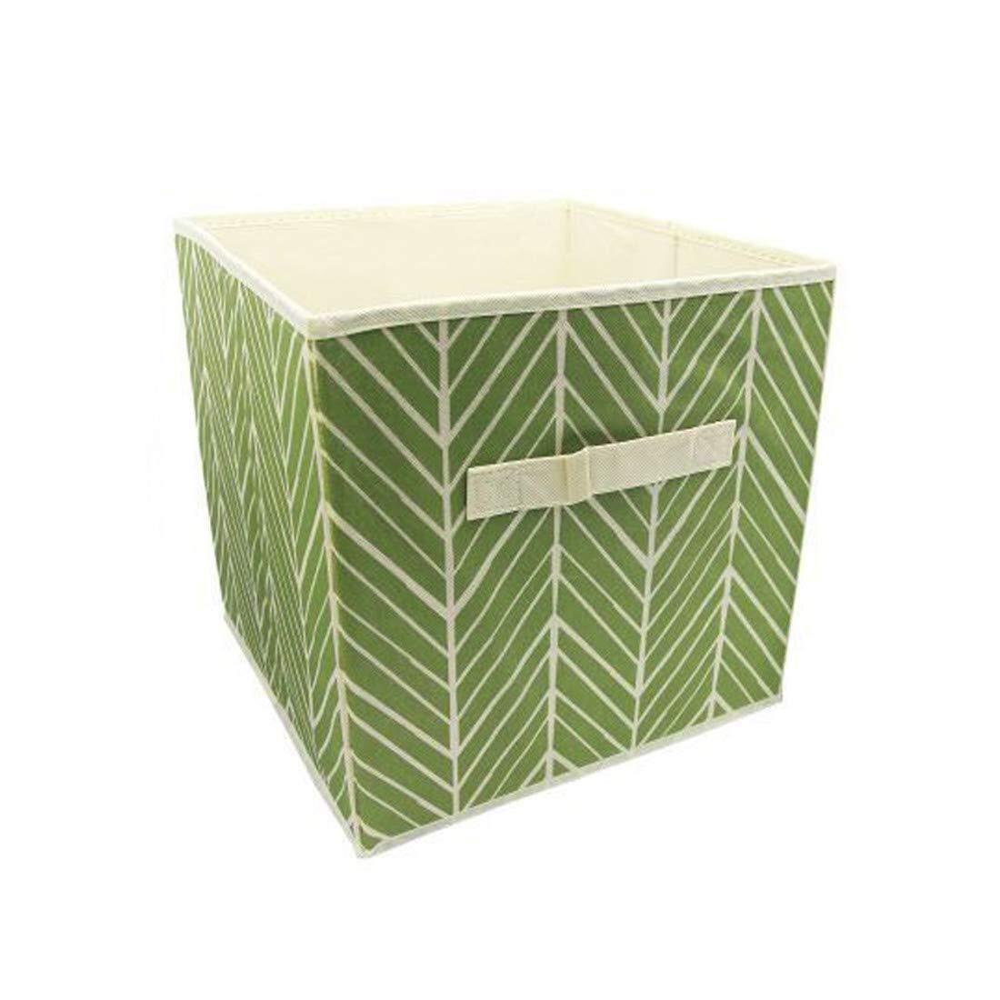 Cestello armadio griglia gioielli scatola di plastica 2 pezzi Alta Qualit/à scatola di Ripiani Alta Qualit/à Alta Qualit/à cassetti tela tessuto cubo borsa di stoffa banda Con manico in corda di cotone,