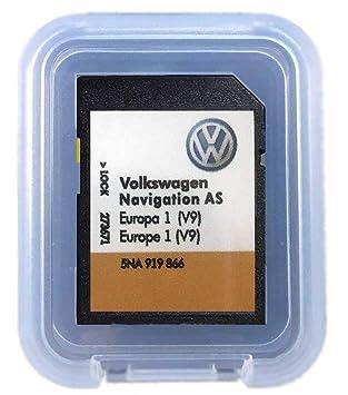 VW Navigation Discovery Media Pro Carte SD V 9 Europe 2019