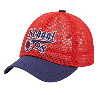 Amazon.com    Red Cap  3-4Y Baby Cap eb341365a528