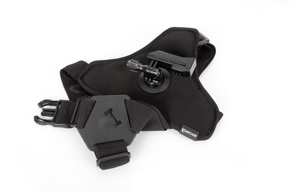 Hitcase HC25000 ChestR Chest Harness Mount (Black) by HITCASE