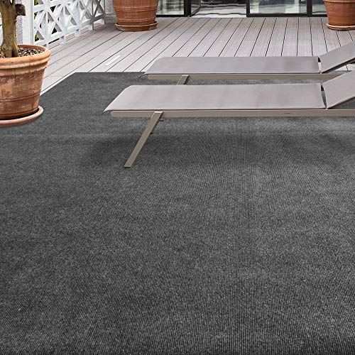 - iCustomRug Affordable Indoor/Outdoor Carpet with Marine Backing, Many 12' x 10' Carpet Flooring for Patio, Porch, Deck, Boat, Basement or Garage