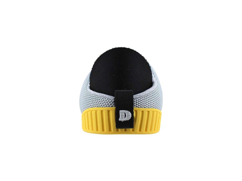 d8b1ff30565 Dualyz Fit Breezy Summer Slipper Boty s Světle s odnímatelnou podrážkou  B007MY7ED8 Světle šedá  žlutá 25a2e21 - catuma.club