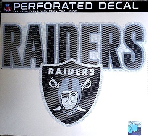 Oakland Raiders Large 12