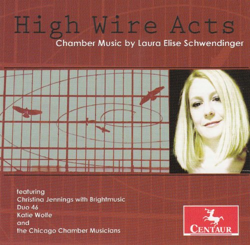 Schwendinger: High Wire Acts