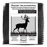 Aspectek Deer & Animal Fence, Protective Fencing for Gardens & Landscapes (6.56 x 100 feet)