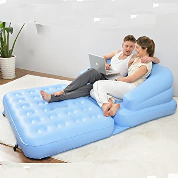 Amazoncom FADACAIPvc Five in one outdoor Lazy Inflated sofa bed