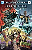 Injustice: Gods Among Us - Year Five (2016) Annual #1 DC Universe Rebirth