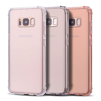 Anfire 3X Funda para Samsung Galaxy S8 Plus, Carcasa de ...