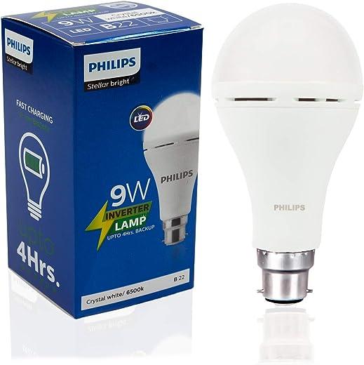 PHILIPS 9W B22 LED Cool Day Light Bulb, (929002237513)