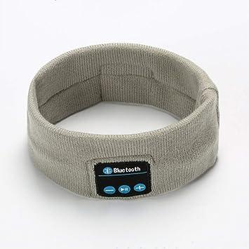 Yiding V5.0 - Cinta de Pelo de Punto con Bluetooth, para Correr ...