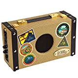 Luna Acoustic Ambiance Acoustic Electric Guitar Amp Combo, 5 Watts