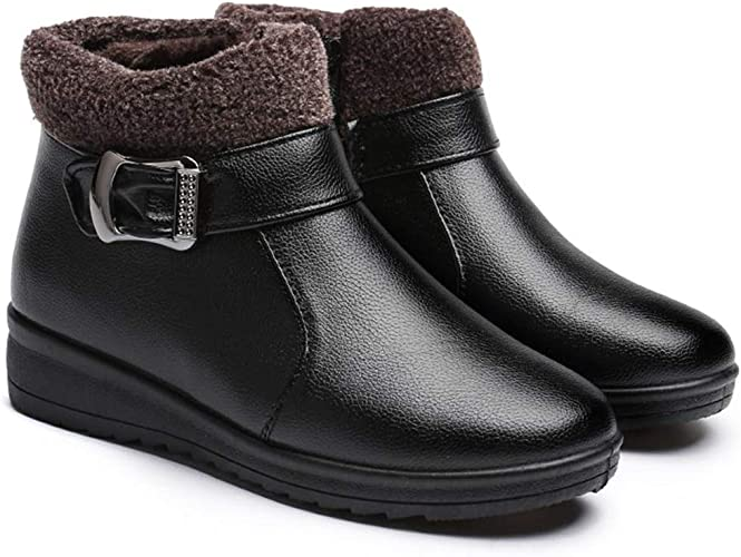 Mujer Botas de Nieve Zapatos Invierno Impermeables