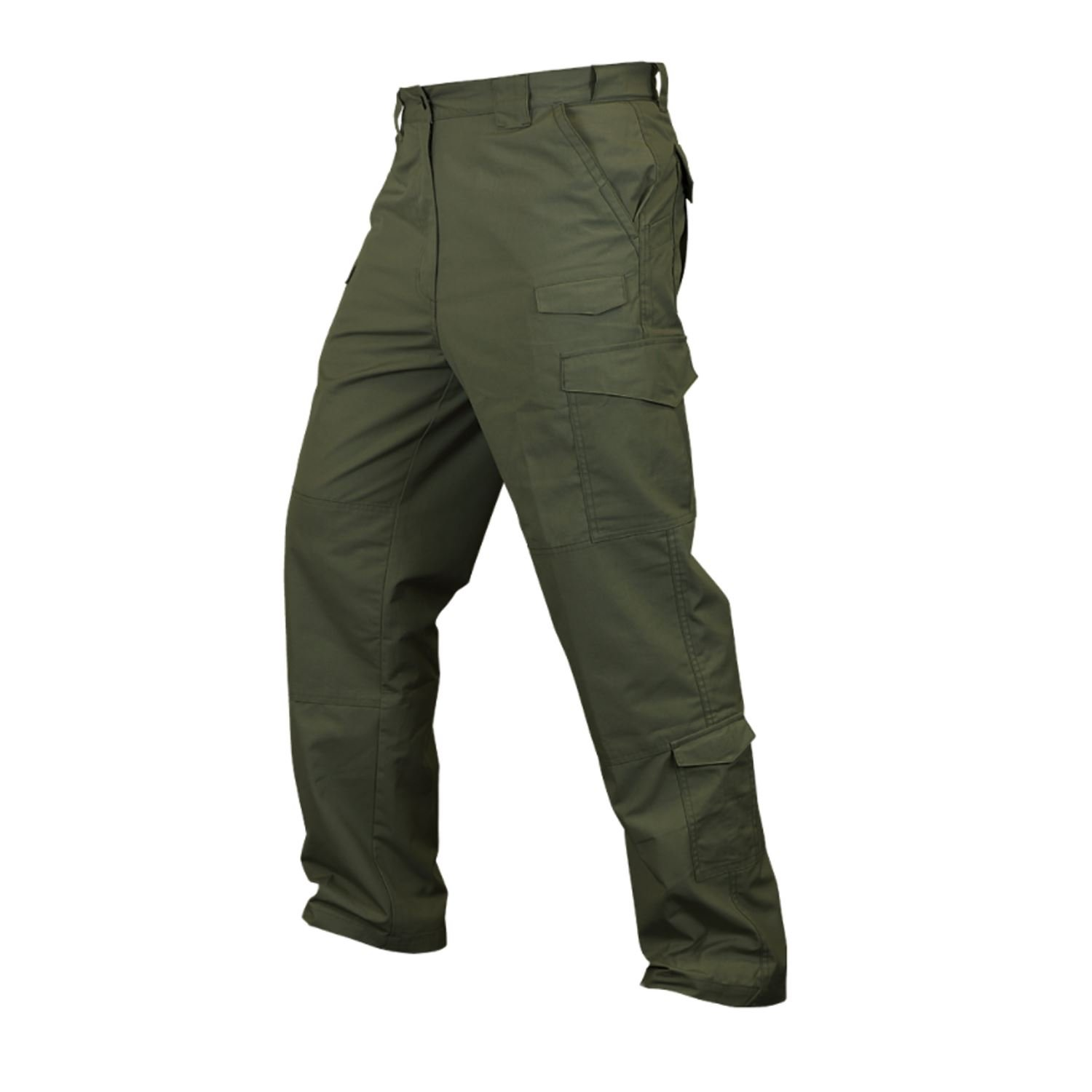 CONDOR 608: SENTINEL TACTICAL PANTS: OD GREEN
