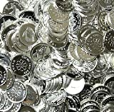 (25) One Gram .999 Pure Silver Rounds with Random