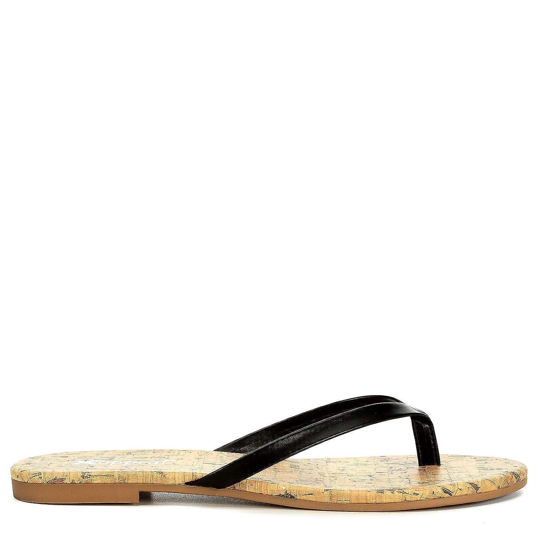 XAPPEAL Womens Michelle Thong Flip Flop Sandal Shoes
