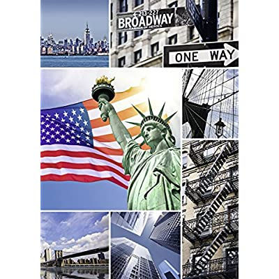 Nathan 87771 Puzzle Classic New York 1500 Pezzi