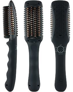 ikoo, cepillo alisador y ondulador e-styler pro, beluga black