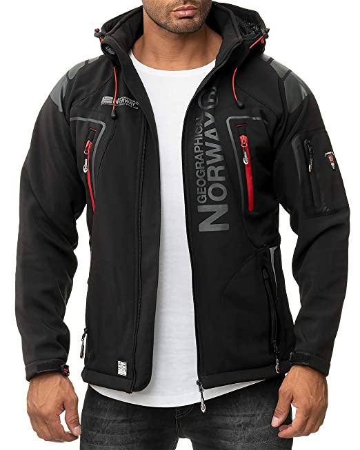 Geographical Norway - Chaqueta - para Hombre: Amazon.es ...