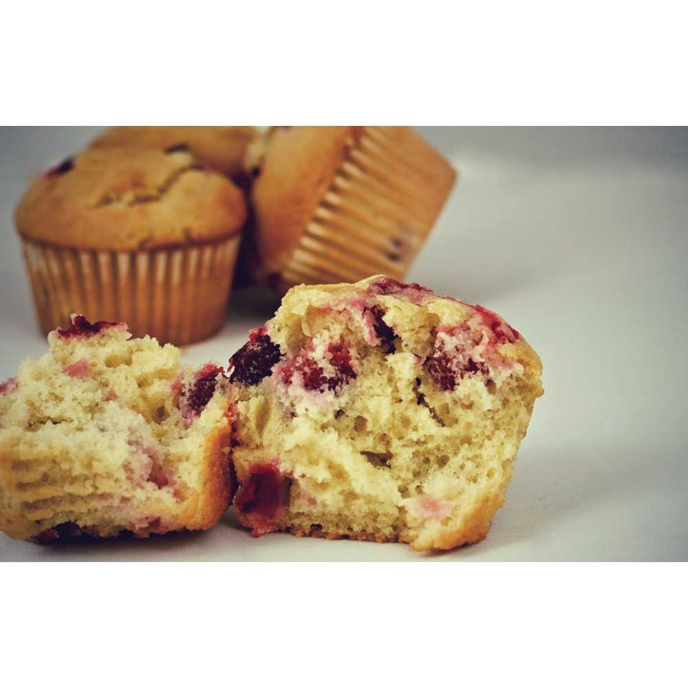 Foxtail Foods Cranberry Nut Muffin, 1 Pound -- 18 per case. by Foxtail Foods (Image #1)