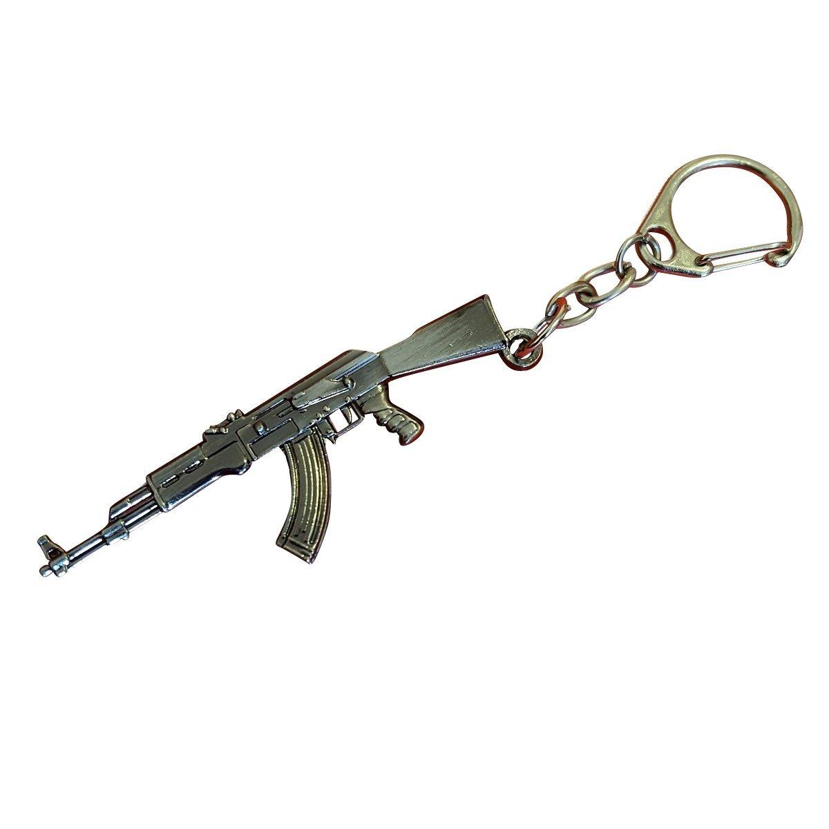 Pistola llaveros del Metal 3D