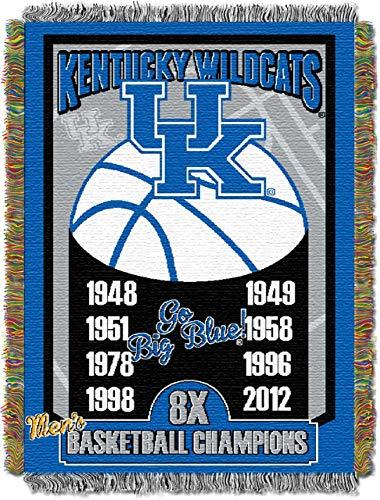 Tapestry Blanket Series (Northwest COL 051 Commemorative Series Kentucky Woven Tapestry Blanket)