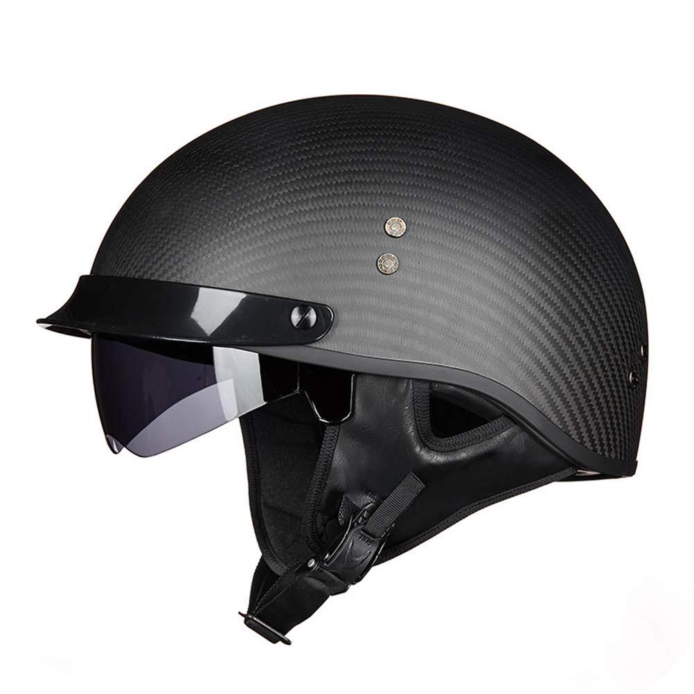 予約販売 ハーフヘルメット バイクヘルメット インナーシールド付き 四季タイプ ブラック1 フリーサイズ 人気バイクヘルメット メンズ レディース 四季タイプ B07R2B3RSB 多色選択 B07R2B3RSB Large|ブラック1 ブラック1 Large, 電子タバコのはちみつ通り:14dd4613 --- a0267596.xsph.ru
