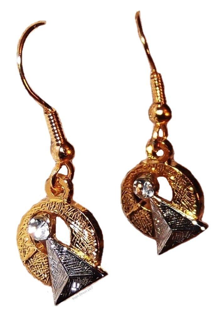 Striped Bass Tie Tack ~ 24K Gold ~ Tie Tack or Pin ~ Sarahs Treats /& Treasures
