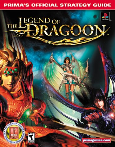 The Legend of Dragoon: Prima's Official Strategy Guide