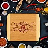 yeti gift pack - Personalized Cutting Board Bamboo Wood Free Customization Engraved SY#14 |BUTY