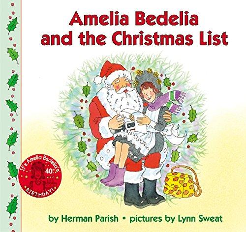 download amelia bedelia and the christmas list amelia bedelia