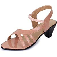 TRASE Amber Fashionable Casual Sandals for Women - 2 Inch Heel