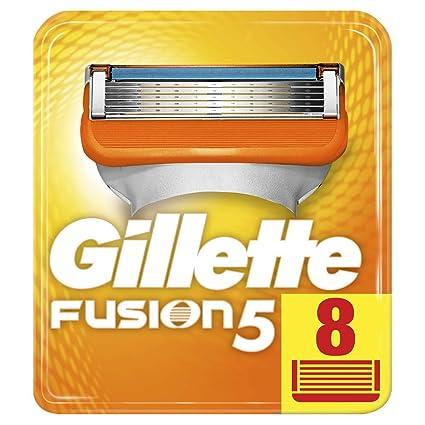Gillette Fusion5 Lamette di Ricambio per Rasoio 06cf25897408