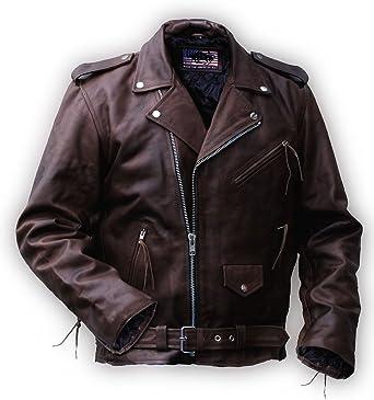 Noble House Rockabilly Marlon Brando Brown At Amazon Men S Clothing Store